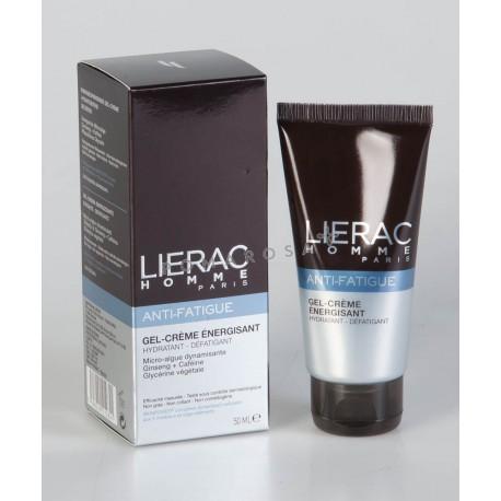 Lierac Homme Anti Fatigue Gel Crème Energisant 50 ml