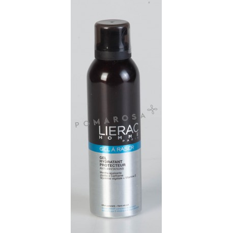 Lierac Homme Gel à Raser Hydratant Protecteur 150 ml