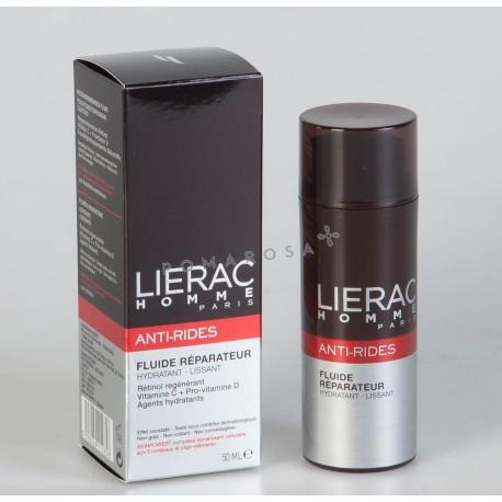 Lierac Homme Anti-Rides Fluide Réparateur 50 ml