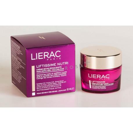 Lierac Liftissime Nutri Crème Riche Regalbante 50 ml