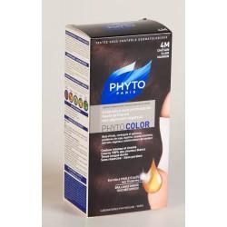 Phyto Phytocolor Coloration Permanente 4M Châtain Clair Marron