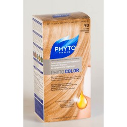 Phyto Phytocolor Coloration Permanente 9D Blond Très Clair Doré