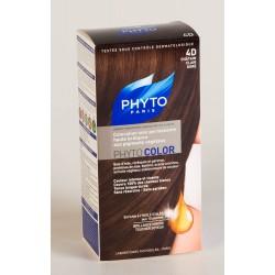 Phyto Phytocolor Coloration Permanente 4D Châtain Clair Doré