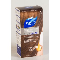 Phyto Phytocolor Coloration Permanente 7D Blond Doré