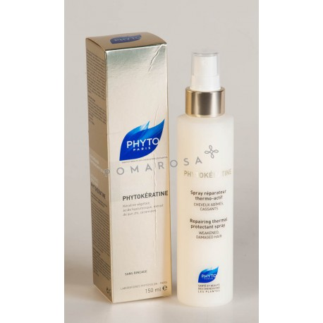 Phyto Phytokératine Spray réparateur Thermoactif 150 ml