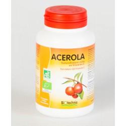 Biotechnie Acérola 700 Bio 72 Comprimés