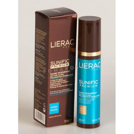 Lierac Sunific Premium Baume Régénérant Après Soleil 50 ml