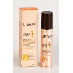 Lierac Sunific 1 Solaire Crème Velours Activatrice de Bronzage Spf30 50 ml