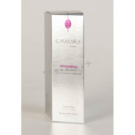 Casmara Renovating Crème Régénérante Hydratante 50 ml
