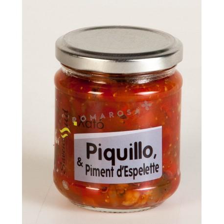 Xato Piquillo et Piment d'Espelette 185 gr