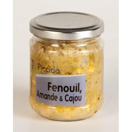 Picada Fenouil Amande et Cajou 180 Gr