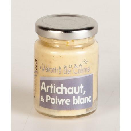Velours de Crème Artichaut et Poivre Blanc 95 Gr