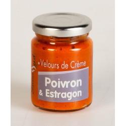 Velours de Crème Poivron et Estragon 95 Gr