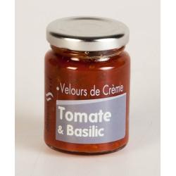 Velours de crème Tomate et Basilic 95 Gr