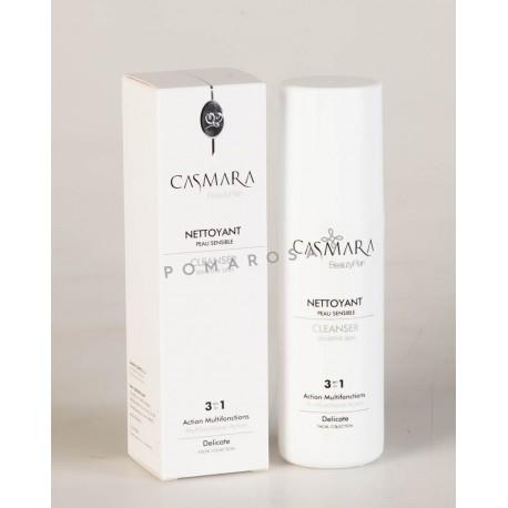 casmara nettoyant peau sensible 3 en 1 150 ml. Black Bedroom Furniture Sets. Home Design Ideas