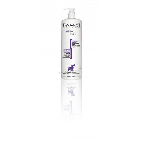 Biogance Shampooing Poils Blancs 1 Litre