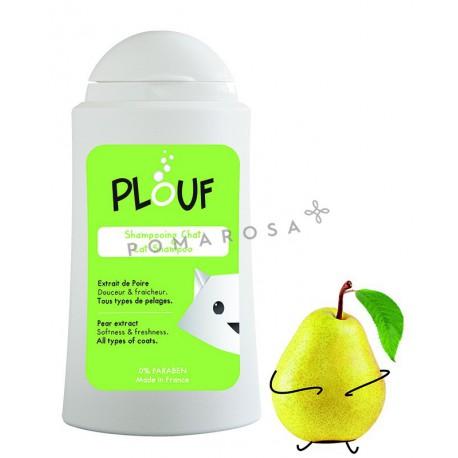 Plouf Shampooing Chat à la Poire 200 ml