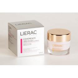 Crème Lierac Cohérence Jour et Nuit 50 ml
