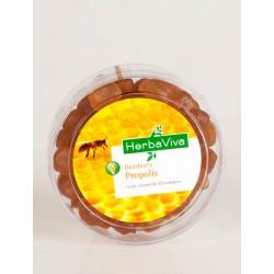 Herbaviva Bonbons Propolis Eucalyptus 70 Gr