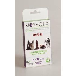 Biospotix Pipettes Anti-Puces Anti-Tiques Grand Chien X 3