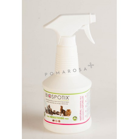 biospotix r pulsif naturel chat spray 500 ml. Black Bedroom Furniture Sets. Home Design Ideas