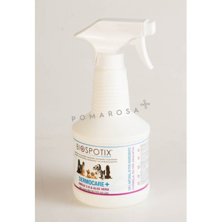 Biospotix Dermocare + Spray Chien 500 ml
