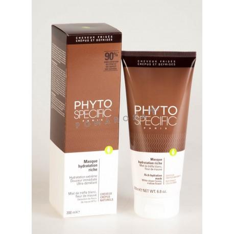 PhytoSpecific Masque Hydratation Riche 200 ml