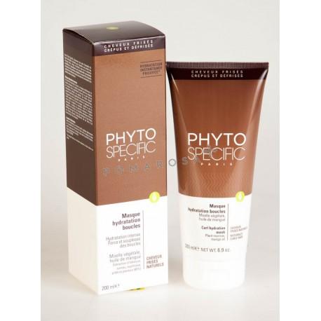 PhytoSpecific Masque Hydratation Boucles 200 ml
