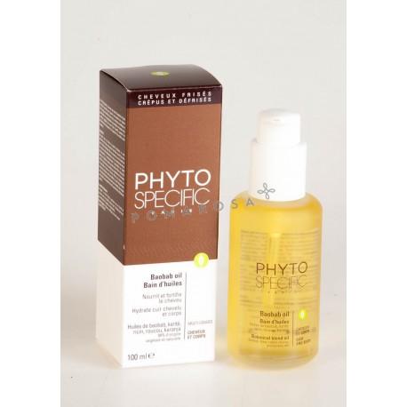 PhytoSpecific Baobab Oil Bain d'Huiles 100 ml