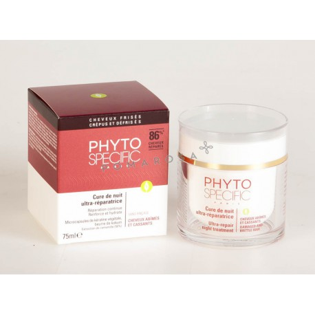 PhytoSpecific Cure Ultra-Réparatrice Nuit 75 ml