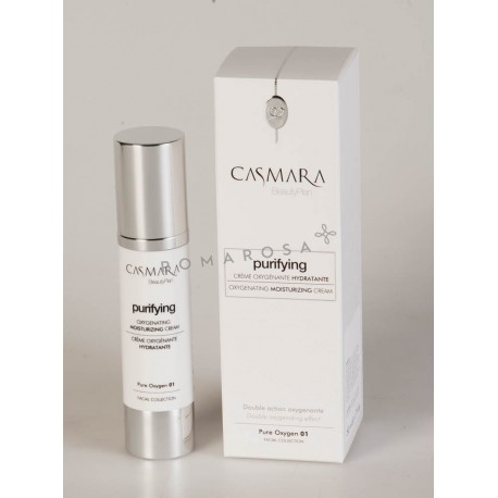 Casmara Purifying Crème Oxygénante Hydratante 01 50 ml