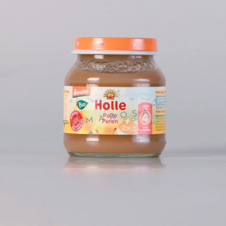 Holle Petit Pot Poire Pure 125 gr