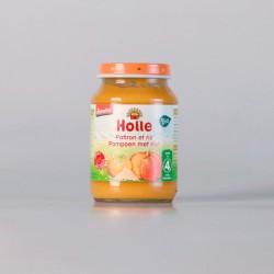 Holle Petit Pot Potiron et Riz 190 gr