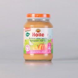 Holle Petit Pot Potiron avec Poulet 190 gr