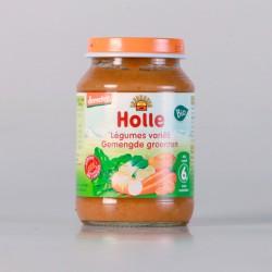 Holle Petit Pot Légumes Variés 190 gr