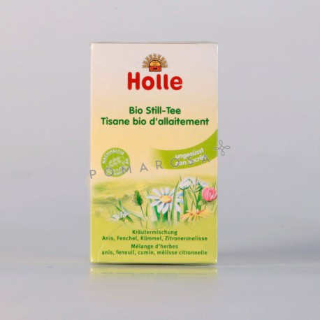 Holle Tisane Bio d'Allaitement 20 Sachets