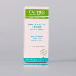 Cattier Bain de Bouche à Diluer 60 ml