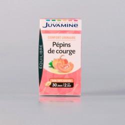 Juvamine Pépins de Courge 60 Gélules