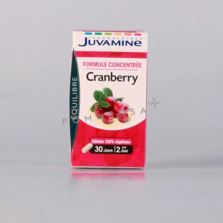 Juvamine Cranberry 60 Gélules