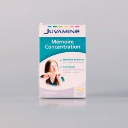 Juvamine Mémoire Concentration 45 Gélules