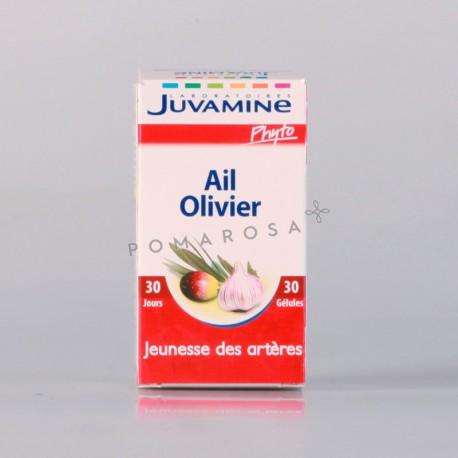 Juvamine Ail Olivier 30 Gélules