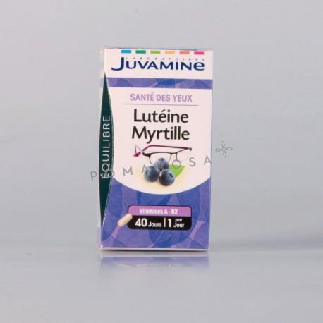 Juvamine Lutéine Myrtille 40 Gélules