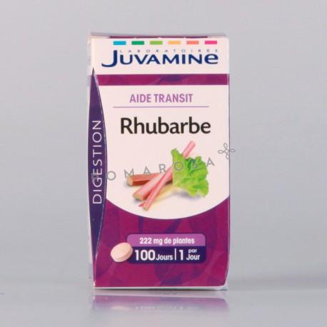 Juvamine Rhubarbe 100 Comprimés