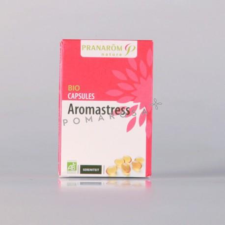Pranarom Capsules Aromastress Bio 30 Capsules