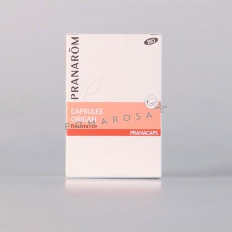 Pranarom Pranacaps Capsules Origan Bio 30 Capsules