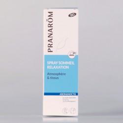 Pranarom Aromanoctis Spray Sommeil Relaxation Bio 100 ml
