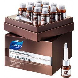 Phyto Phytologist 15 - Traitement anti chute absolu 12 x 3.5 ml
