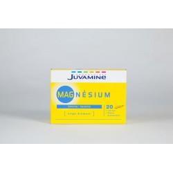 Juvamine Magnésium Détente et Sérénité 20 ampoules 5ml