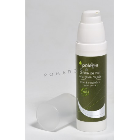 Polenia Crème de Nuit à la Gelée Royale 50 ml