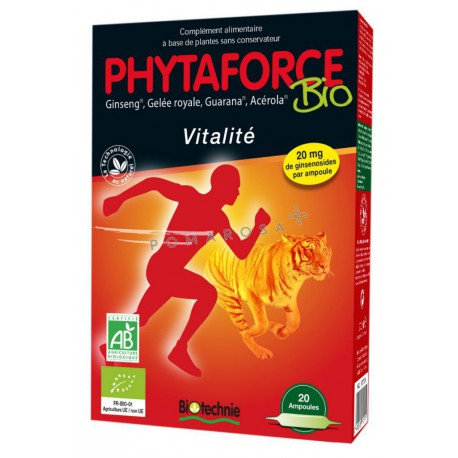 Biotechnie Phytaforce Bio Ampoules